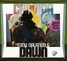 Tony Orlando & Dawn - Candida (CD) Knock Three Times, Carolina in My Mind, Home