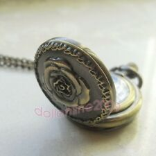 1/3 1/4 BJD Pocket Watch (ROSE) Super Dollfie MSD doll accessory toy AOD DK DZ