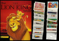 LOT 29 Panini stickers The Lion King 1994