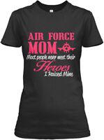 Air Force Mom.. - Mom Most People Never Meet Their Gildan Women's Tee T-Shirt