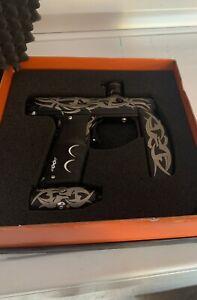 New Original Empire AXE Paintball Gun Marker - Black tribal