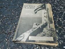 FEB 22 1917 MID WEEK PICTORIAL magazine WWI - CUBA