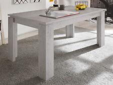 Esstisch Küchentisch Beton Design ausziehbar 160 200 Esszimmer Tisch Creek Paris