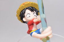 One Piece PVC Decoration Putitto Figure Ochatomo Series ~ Monkey D. Luffy @9624