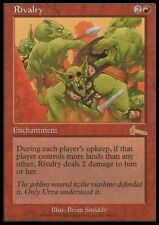 MTG 1x RIVALRY - Urza's Legacy *Rare Enchantment NM*