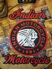 **Full Back Set**  Indian Motorcycle Back Patch