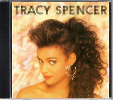 """TRACY SPENCER   """"TRACY""""    ℗1987    (RARE CD!)"""