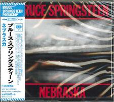 BRUCE SPRINGSTEEN-NEBRASKA (REMASTER)-JAPAN CD D73