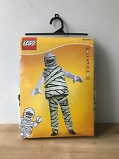LEGO Mummy Costume Outfit Girls Boys Fancy Dress Size M 7-8 Years Old NEW
