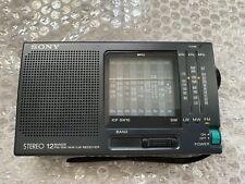 Sony ICF-SW10 12 bands World Band Receiver FM MW LW SW