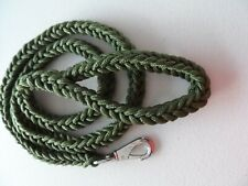 STRONG BRAIDED ROPE TYPE DOG LEAD