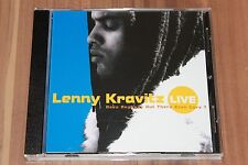 Lenny Kravitz – Live - Does Anybody Out There Even Care? (1992) (CD)