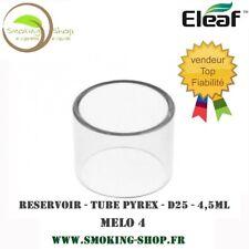 Réservoir / Tube Pyrex ELEAF MELO 4 D25 - 4,5ML - pour MELO 4 D25 - AUTHENTIQUE