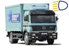 Tamiya Mercedes Benz 1850L Ü-E BS 1/14 LKW Bausatz + LED-Lichtset - 300056307LED