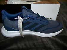 New Adidas ENERGY FALCON Athletic Shoes Men's 9 EG2928 ~ Blue ~ Running ~