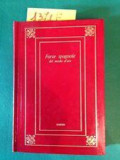 AA.vv.  -  FARSE SPAGNOLE del secolo d'oro  -  EDIPEM  -  1974