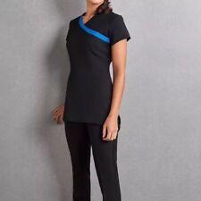 Florence Roby Tunic  Blue Size 6   RRP £39.99   Beautician, Salon Uniform