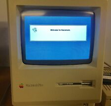 4 disks for Macintosh Plus 1MB (system disk 4.1,  paint, games & Maps app)