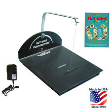 Hot Wire Scroll Table for Cutting Foam: Styrofoam EPS XPS, Signs, Letters, Props