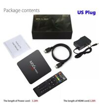 5 Boxes Android7.1 HDPlayer2.4GWiFi RK3229 Media Streamer Set-top MXQ PRO TV.
