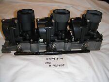 Johnson Evinrude #437859 436848 port Carbureator throttle body assembly