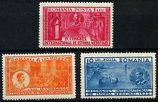 Romania 1932 SG#1262-4 Medical Congress MH Set #D33701