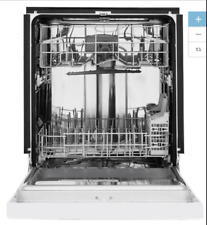 Frigidaire Fdb2410His3B Front Control Dishwasher in White Brand New!
