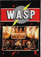 WASP BACKPATCH / SPEED-THRASH-BLACK-DEATH METAL