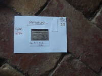 NEWFOUNDLAND 1937 King George VI fishing  stamp 10c MLH SG 261