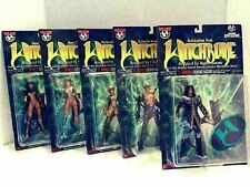 Moore Action Collectibles Witchblade Figurine Nottingham Sara Medieval Kenneth