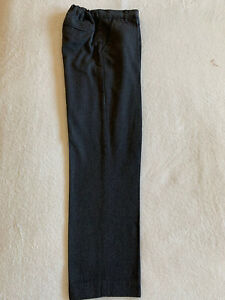 Lily & Dan Boys Grey School Uniform Trousers Size 10-11