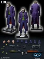 ENTERBAY THE DARK KNIGHT HEATH LEDGER JOKER 1/4 SCALE HD MASTERPIECE FIGURE