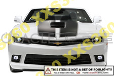 ORACLE Chevrolet Camaro 14-15 WHITE LED Projector Foglight Halos WATERPROOF