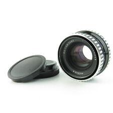 Per Pentacon Six esportazione da Jena ZEBRA BIOMETAR 2.8/80 obiettivo Lens 8 Blade