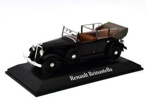 Model car DieCast Presidential Car 1938 Renault Reinastella 1/43 metal Norev