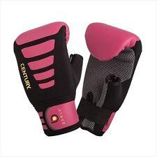Training Bag Gloves for Women Boxing Neoprene Comfortable Black and Pink Design