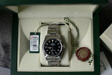 Rolex Oyster Perpetual Explorer 1 36mm Ref 114270 Box, Papers, Rolex Warranty