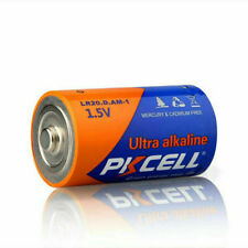 1x 1.5V LR20 D Size Alkaline Single Use Battery  for Water heater, gas stove,