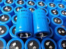 100pcs NEW 2200uF 100V 105C BC VISHAY 058 PLL-SI LOW ESR LONG LIFE HIEND CAPS!