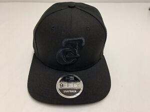 New Era LMP Tomateros CULIACAN Baseball BLACKOUT 9FIFTY Adjustable Snap Hat Cap