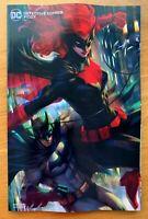 DETECTIVE COMICS 1027  Artgerm Batman Batwoman Variant DC NM