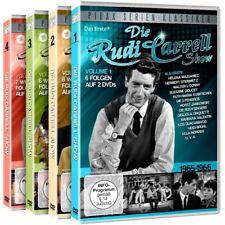 """10 DVDs * DIE RUDI CARRELL SHOW 1 - 4  DIE GESAMTE SERIE IM SET # NEU OVP """""""