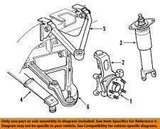 Cadillac GM OEM 04-09 XLR Rear Suspension-Spring 15233391