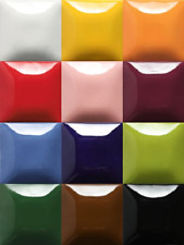 Mayco Stroke and Coat Wonderglaze for Bisque Set #3 - Set of 12 Assorted Colors