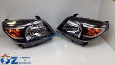 FORD RANGER PK Head lights Headlamps NEW PAIR left & right 2009-2011
