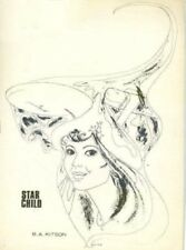 "Star Trek TOS Fanzine ""The Star Child"" GEN VINTAGE Novel"
