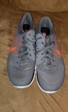Mens nike size 10 flex run shoes running walking washed dried