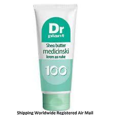 Dr Plant Shea Butter medical hand cream ( krema za ruke ), 100ml (3.38oz)