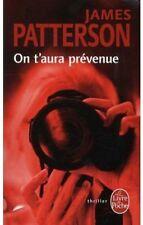 On T'Aura Prevenue by James Patterson (Paperback, 2011)