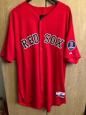Boston Red Sox authentic jersey